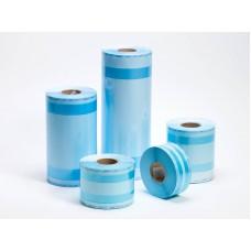 Рулоны со складкой для паровой и газовой стерилизации